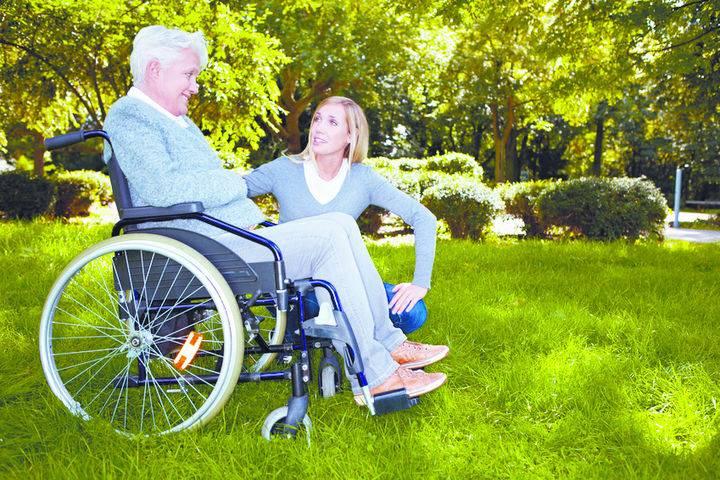ширина инвалидной коляски