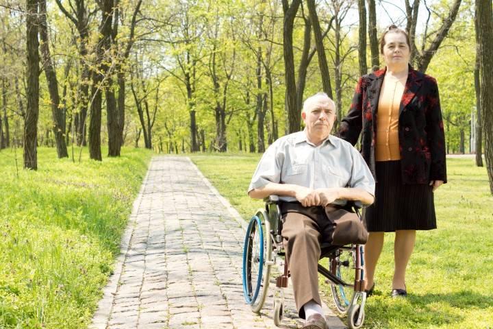 габариты инвалидных колясок