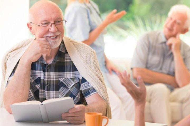 центры для стариков