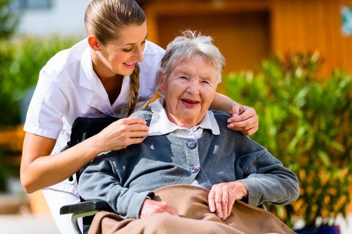 опекунство над пожилыми